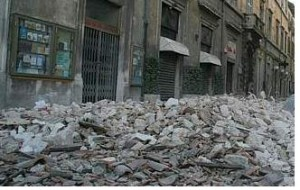 Terremoto L'Aquila